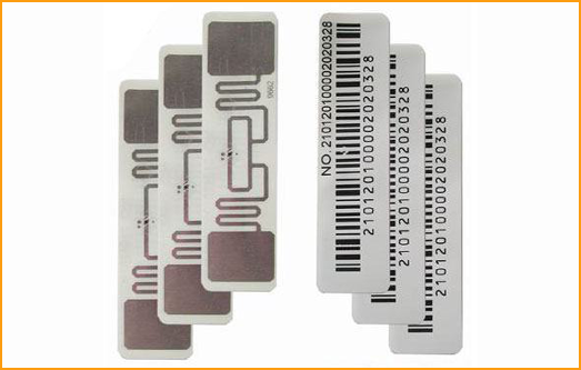Barcoding-consumables